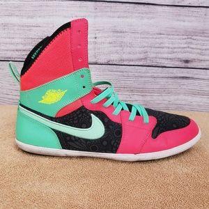 Air Jordan Nike 1 Skinny Sneakers Shoes 602656-633